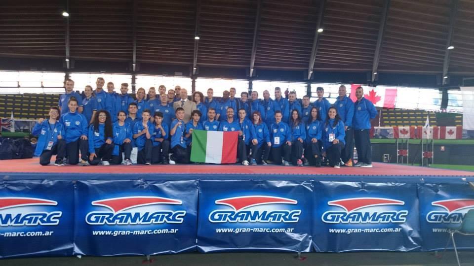 World Championships 2014 - Rome