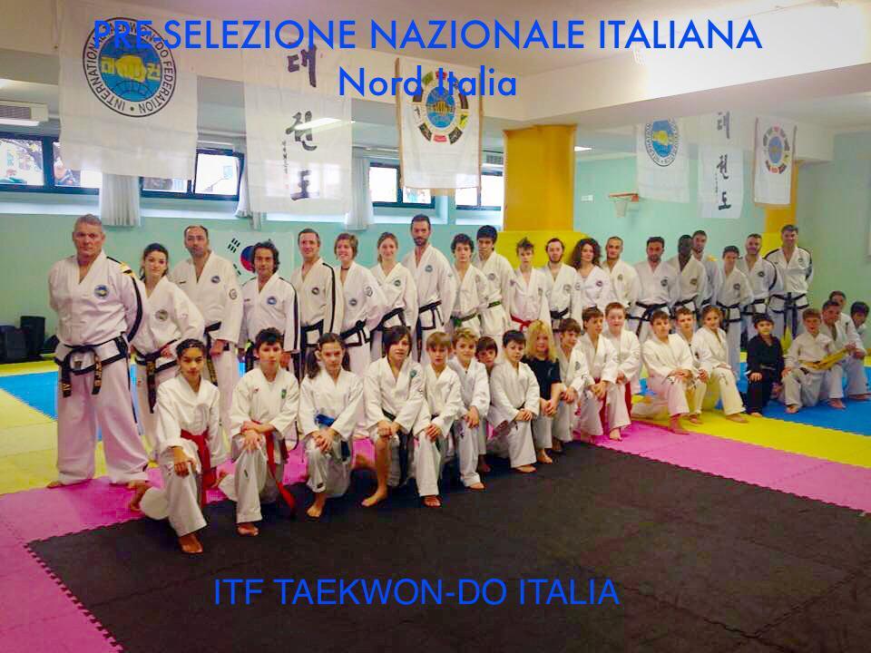 Preselezioni Nazionale Italiana