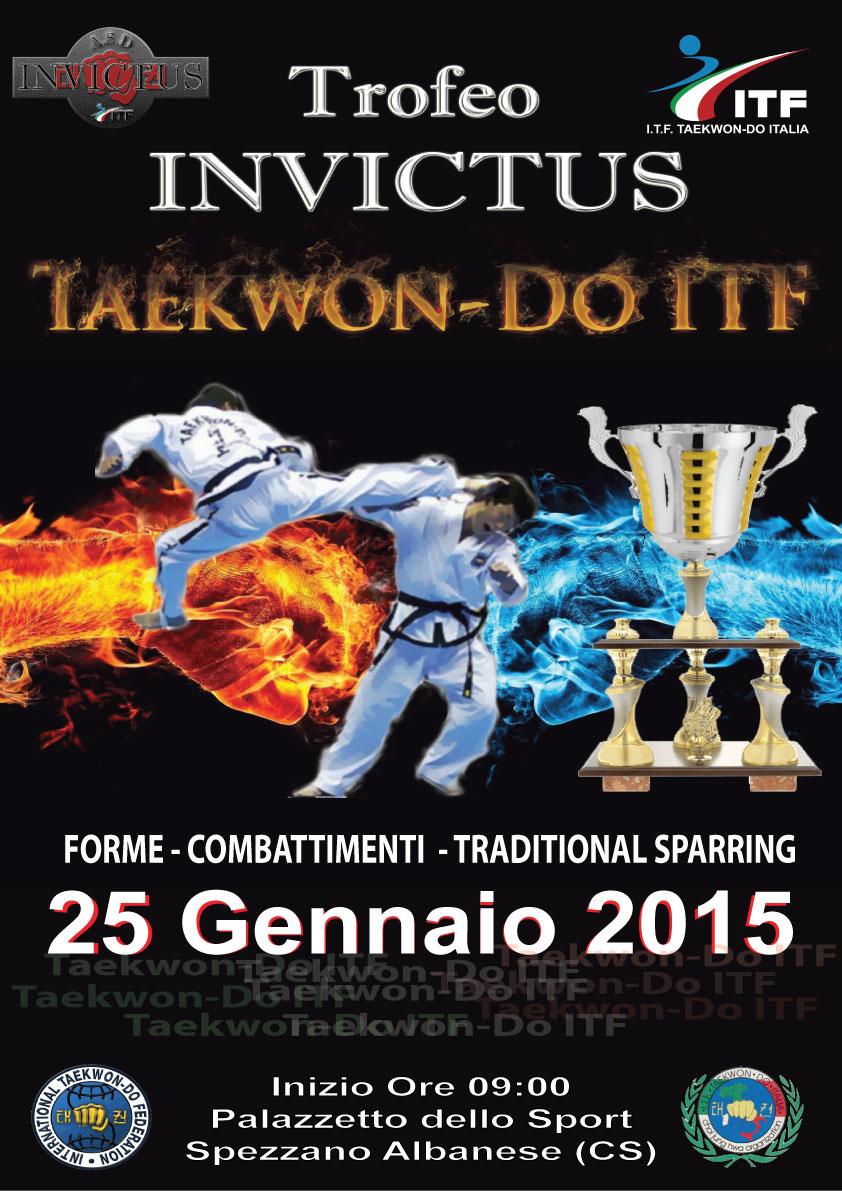 Trofeo INVICTUS 2015