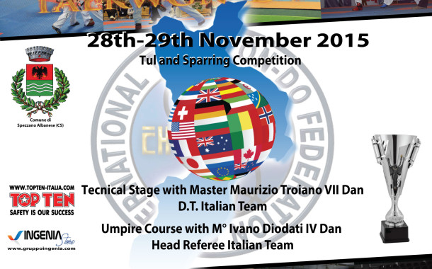 South Italy International Open Taekwon-Do Championship