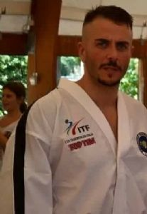 Maurizio Troiano promoted to VII Degree