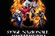 STAGE NAZIONALE DI ARTI MARZIALI ACSI