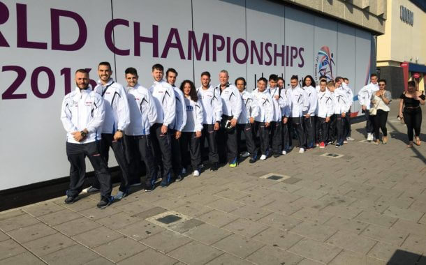 Live World Championship 2016 - Day 2