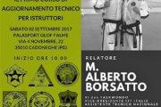 Aggiornamento Tecnico Istruttori Nord Italia